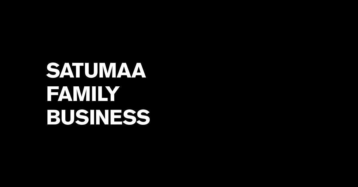 Satumaa Family Business